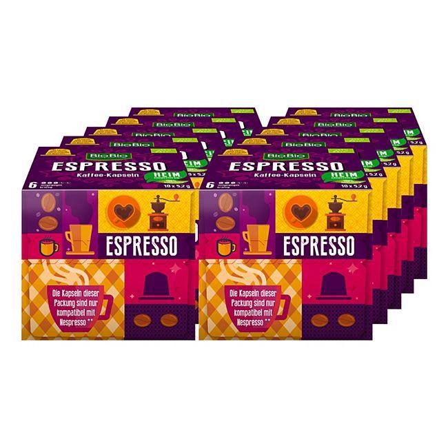 BioBio Espresso 52 g, 10er Pack - Bild 1