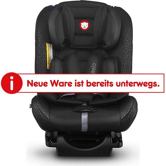 Lionelo Sander Kindersitz Autositz SCHWARZ ISOFIX 0-36 kg - Drehsitz - Bild 1