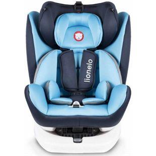 Lionelo Bastiaan Auto Kindersitz mit Isofix in blau - Bild 1