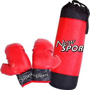 NSP Boxsack + Boxhandschuhe - Bild 1