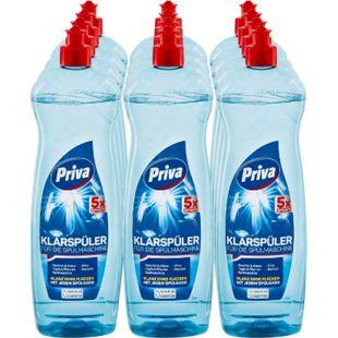 Priva Klarspüler 1 Liter, 12er Pack - Bild 1