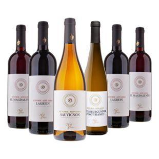 GRIES Weinpaket 6 Flaschen 12,5 - 13,5 % vol je 0,75 Liter - Bild 1