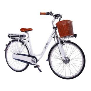 Llobe Motion 2.0 City E-Bike White Motion 2.0 10,4AH - Bild 1