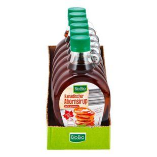 BioBio Ahornsirup 250 ml, 6er Pack - Bild 1