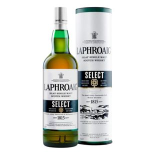 Laphroaig Select Single Malt Whisky 40,0 % vol 0,70 Liter - Bild 1