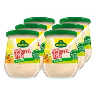 Kühne Sauce für Kartoffelsalat 250 ml, 6er Pack - Bild 1
