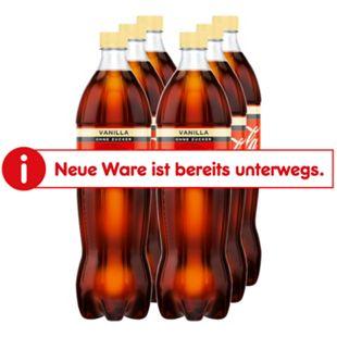 Coca-Cola Zero Vanilla 1,25 Liter, 6er Pack - Bild 1