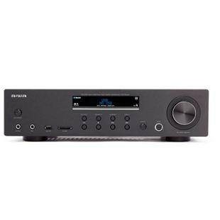 Aiwa AMU-120BTBK AV-Empfänger und -Verstärker, Bluetooth v5.0-Empfänger, Ausgangsleistung = 2X 60 W - Bild 1