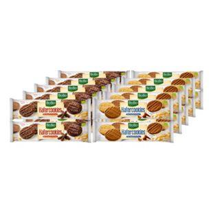BioBio Hafercookies schokoliert 200 g, verschiedene Sorten, 20er Pack - Bild 1