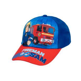 Kinder Lizenz Cap - Feuerwehrmann Sam - Größe 52cm - Bild 1