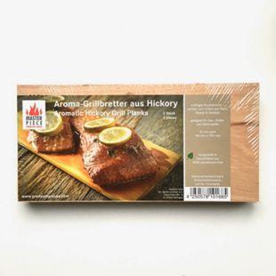 Masterpiece Select Grillbretter aus Hickoryholz Premium Qualität, 2er - Bild 1