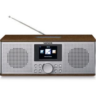 Lenco Internet-Radio DIR-170 mit DAB+/FM-Radio und Bluetooth - Bild 1