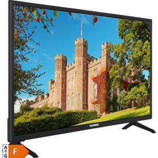 Telefunken Fernseher XH24J101D, schwarz - Bild 1