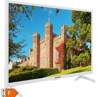 Telefunken Fernseher XH32J511D, weiß - Bild 1