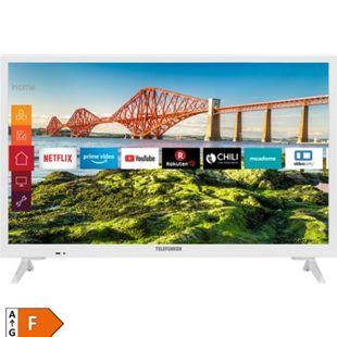Telefunken Fernseher XH24J501V, weiß - Bild 1