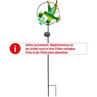 Solarstecker mit LED Ring - Variante Kolibri - Bild 1