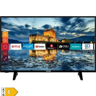 Telefunken Fernseher XF43J511, schwarz - Bild 1