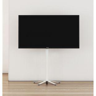"VCM TV-Standfuß LED Ständer Fernseh Standfuss Stahl Universal ""Xila"" Universell VESA - Bild 1"