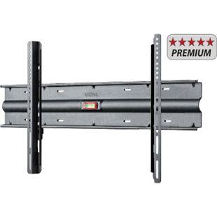 """VCM Premium Universal TV LED LCD Wandhalterung flacher Wandhalter Halter flach """"WF 120"""" Fernseh-Aufhängung VESA - Bild 1"""