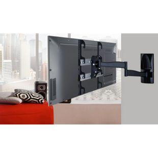 """VCM Premium Universal TV LED LCD Wandhalterung Wandhalter Halter ausziehbar schwenkbar """"WS300"""" Fernseh-Aufhängung VESA neigbar - Bild 1"""