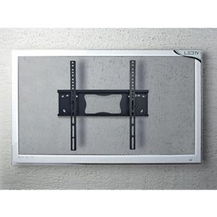 """VCM Premium Universal TV LED LCD Wandhalterung flacher Wandhalter Halter flach """"WF105"""" Fernseh-Aufhängung VESA - Bild 1"""