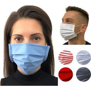 VCM Mund Nasen Maske waschbar & wiederverwendbar Baumwolle - Bild 1