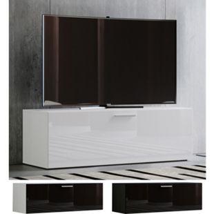 """VCM TV Lowboard Fernsehtisch Rack Phono Möbel Tisch Holz Sideboard Medienrack Fernsehbank """"Winalo"""" - Bild 1"""