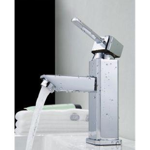 """VCM Waschtischarmatur Wasserhahn Bad Armatur Mischbatterie """"VCM Sentas/ Garla / Badinos"""" - Bild 1"""