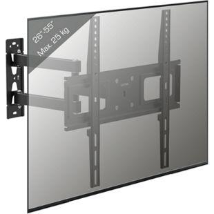 "VCM LCD LED Fernseher Wandhalter TV Wandhalterung 32-65 Zoll schwenkbar neigbar VESA ""B-SN 400"" - Bild 1"