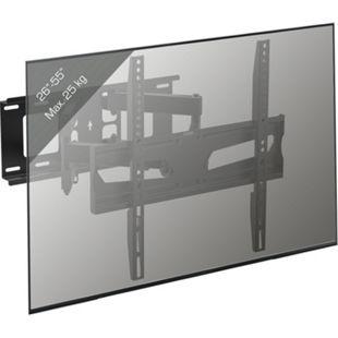 "VCM LCD LED Fernseher Wandhalter TV Wandhalterung 32-65 Zoll schwenkbar neigbar VESA ""B-NS 400"" - Bild 1"