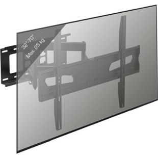 "VCM LCD LED Fernseher Wandhalter TV Wandhalterung 32-70 Zoll schwenkbar ausziehbar neigbar VESA ""B-NS 600"" - Bild 1"