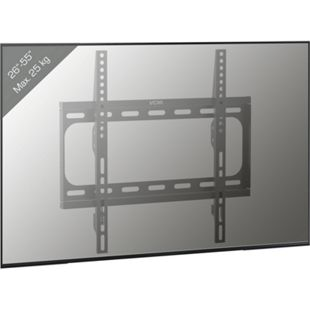 "VCM LCD LED Fernseher Wandhalter TV Wandhalterung 26-55 Zoll starr fix VESA ""B-FX 400 "" - Bild 1"