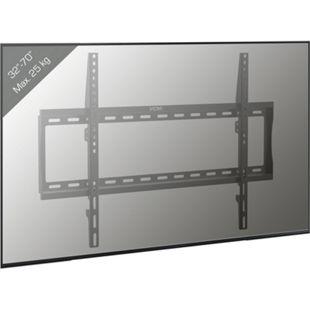 "VCM LCD LED Fernseher Wandhalter TV Wandhalterung 32-70 Zoll starr fix VESA ""B-FX 600 "" - Bild 1"