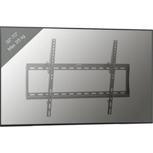 "VCM Universal TV LED LCD Wandhalterung flacher Wandhalter Halter neigbar ""B-FN 600"" Fernseh-Aufhängung VESA - Bild 1"