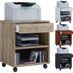 VCM Rollcontainer Bürocontainer Schubladenschrank Büroschrank Schublade Salda - Bild 1