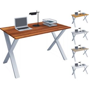 """VCM Schreibtisch Computertisch Arbeitstisch Büro Möbel PC Tisch """"Lona X"""" - Bild 1"""