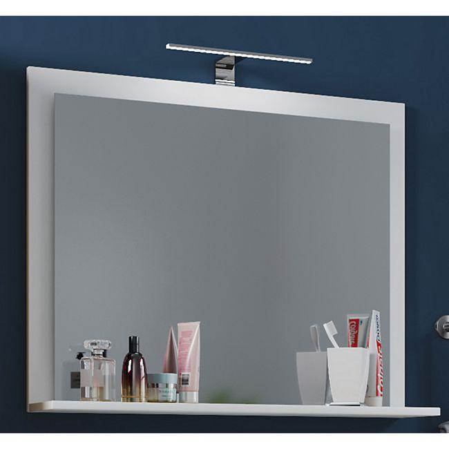 Badezimmerspiegel Ablage.Vcm Spiegel Badspiegel Badezimmerspiegel Wandspiegel Ablage Vcb 10 Online Kaufen Bei Netto