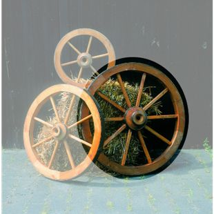 Promadino Wagenrad groß  - Ø 90 cm - Bild 1