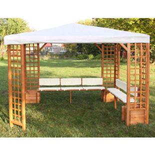 Promadino Sitz- /Rückenauflagen für Pavillon 374/45 - Bild 1