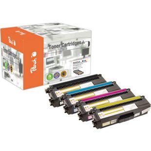 Peach Spar Pack Tonermodule kompatibel zu Brother TN-325 (wiederaufbereitet) - Bild 1