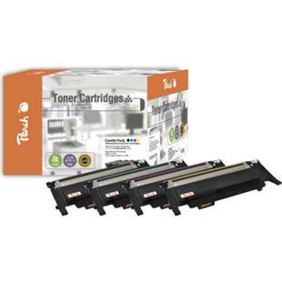 Peach Spar Pack Tonermodule kompatibel zu Samsung CLT-4092 (wiederaufbereitet) - Bild 1