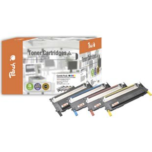 Peach Spar Pack Tonermodule kompatibel zu Samsung CLT-4072 (wiederaufbereitet) - Bild 1