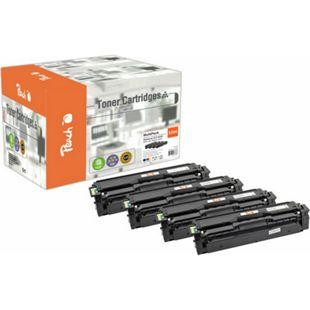 Peach Spar Pack Tonermodule kompatibel zu Samsung CLT-504S (wiederaufbereitet) - Bild 1