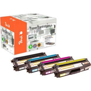 Peach Spar Pack Tonermodule kompatibel zu Brother TN-426 (wiederaufbereitet) - Bild 1