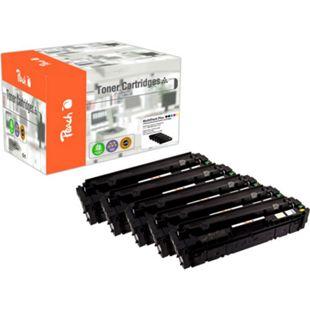 Peach Spar Pack Plus Tonermodule kompatibel zu Canon CRG-046 (wiederaufbereitet) - Bild 1