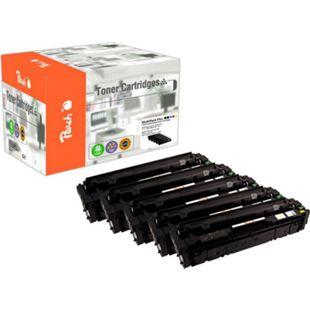 Peach Spar Pack Plus Tonermodule kompatibel zu Canon CRG-046H (wiederaufbereitet) - Bild 1