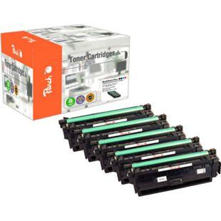 Peach Spar Pack Plus Tonermodule kompatibel zu Canon CRG-040 (wiederaufbereitet) - Bild 1