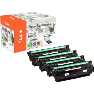 Peach Spar Pack Tonermodule kompatibel zu Canon CRG-040H (wiederaufbereitet) - Bild 1
