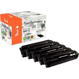 Peach Spar Pack Plus Tonermodule kompatibel zu Canon CRG-045 (wiederaufbereitet) - Bild 1