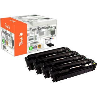 Peach Spar Pack Plus Tonermodule kompatibel zu Canon CRG-045H (wiederaufbereitet) - Bild 1